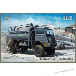 Bedford QL Refueller - IBG 72082