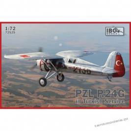 PZL P.24G in Turkish Service - IBG 72525