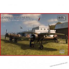 Combat Trainers: PZL P.11a and PZL.23A Karaś (2 in 1) - IBG 72529