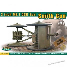 Smith Gun (3in Mk.I OSB gun) - ACE 72569