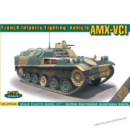 AMX-VCI French Infantry Fighting Infantry - ACE 72448
