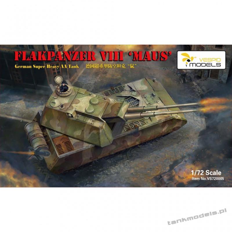 Flakpanzer VIII Maus - Vespid Models 720005