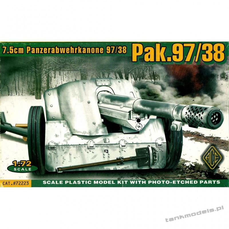 7.5cm Panzerabwehrkanone 97/38 PaK.97/38 - ACE 72223