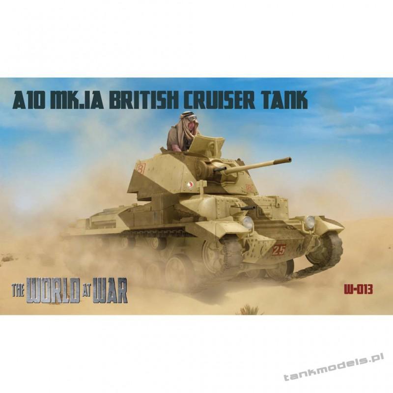 A10 Mk.Ia British Cruiser Tank - World At War 013