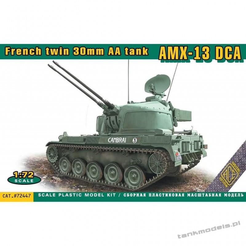 AMX-13 DCA twin 30mm AA - ACE 72447