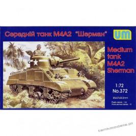 M4A2 (75) Sherman - UniModels 372
