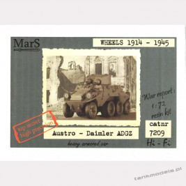 Austro-Daimler ADGZ - Mars 7209