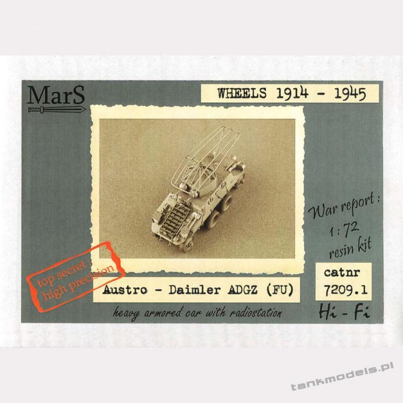 Austro-Daimler ADGZ(Fu) - Mars 7209.1