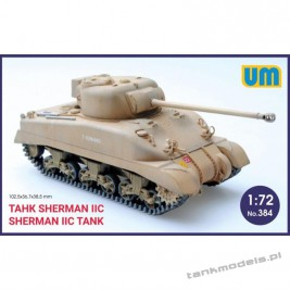 British Sherman IIC - Unimodels 384