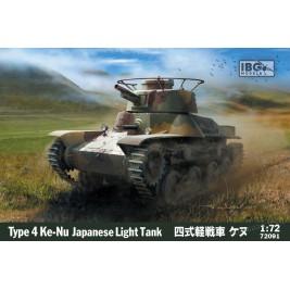 Type 4 Ke-Nu Japanese Light Tank - IBG 72091