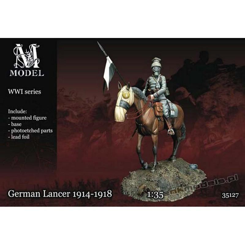 German Lancer 1914-1918