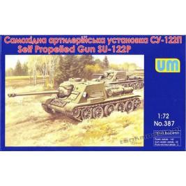 SU-122 P - UniModels 387