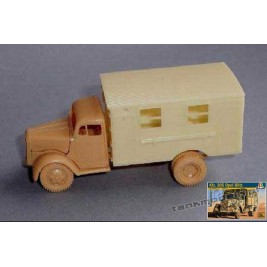 Opel Blitz Workshop (Italeri) - Modell Trans 72052