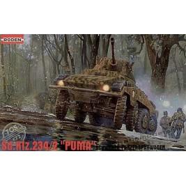 "Sd. Kfz. 234/2 ""Puma"""