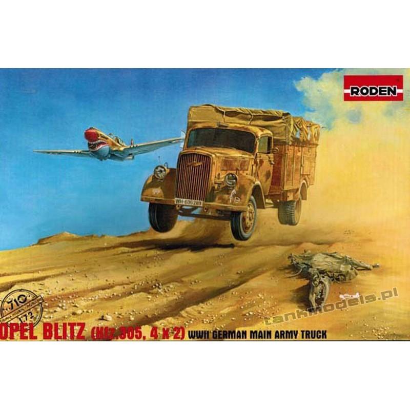 Opel Blitz Kfz.305 (4x2) DAK