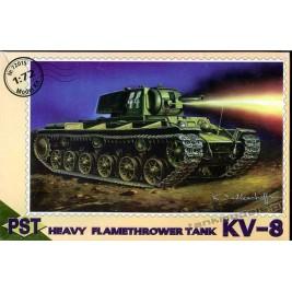 KV-8 Flamethrower - PST 72015