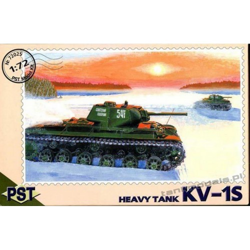KV-1S - PST 72025