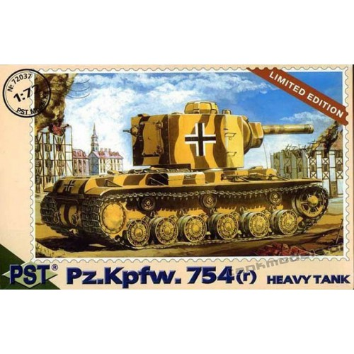 KV-2 Heavy tank (German) - PST 72037