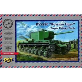 """KV-220 """"Russian Tiger"""""""