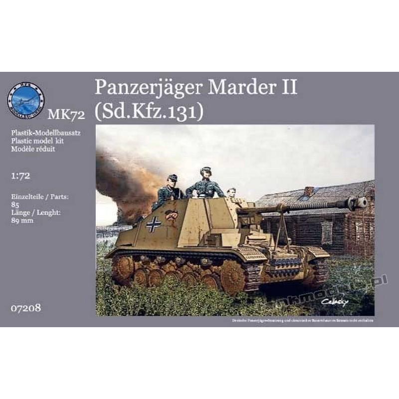 Sd. Kfz. 131 Panzerjäger Marder II