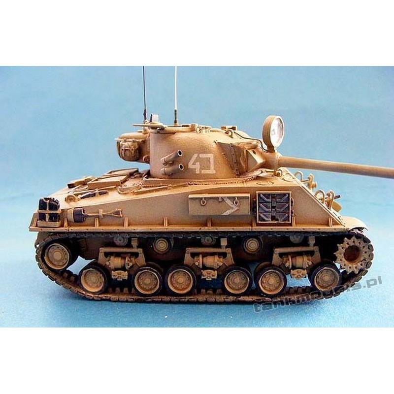 M50 Mk.II (conv. for M4A3 (105 mm) HVSS Dragon)