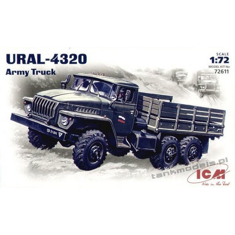 Ural 4320 Army Truck