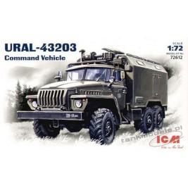Ural 43203 Command Vehicle