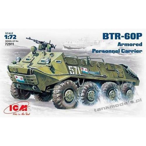 BTR-60P wczesny - ICM 72901