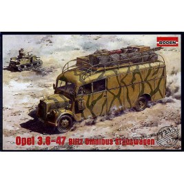 Opel Blitz Omnibus Stabswagen - Roden 723