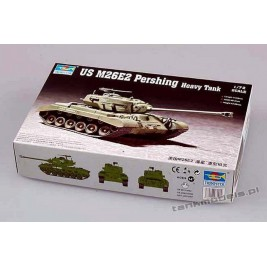 Pershing M26E2 - Trumpeter 07299