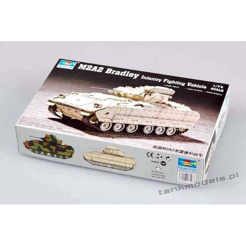 M2A2 Bradley Infantry Fighting Vehicle