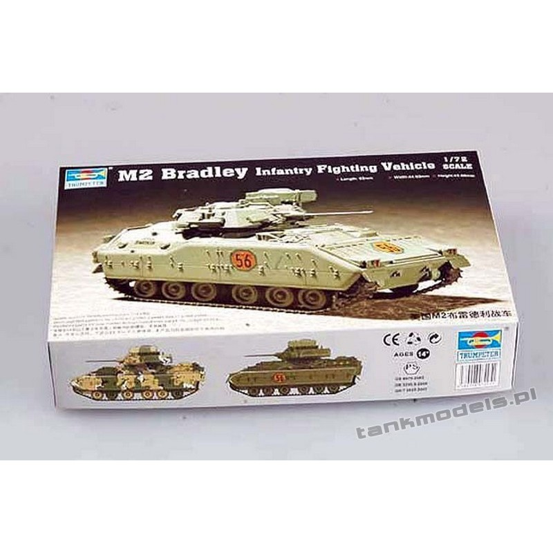 M2 Bradley Infantry Fighting Vehicle