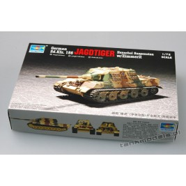 Sd.Kfz. 186 Jagdtiger (Henschel gear) w/Zimmerit