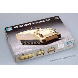 US M113A3 - Trumpeter 07240