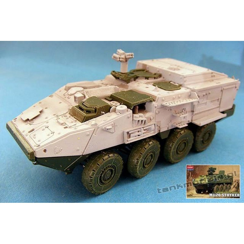 M1133 Stryker MEV (Mobile Evac.Vehicle) (conv. for Academy)