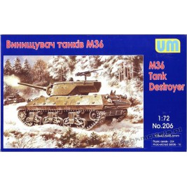 M36 tank destroyer