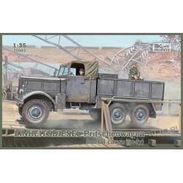 EINHEITS DIESEL Pritschenwagen (cargo)