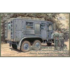 EINHEITS DIESEL Kfz.61 Fernsprechbetriebskraftwagen