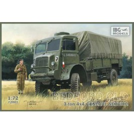 Bedford QLD 3 ton 4x4 General Service - IBG 72001