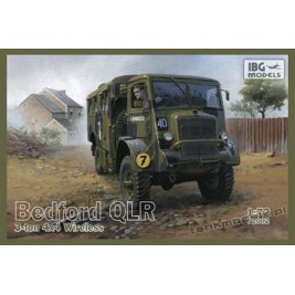 Bedford QLR 3 ton 4x4 Wireless - IBG 72002