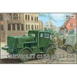 Chevrolet C.15A No.13 Cab Watertank