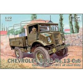 Chevrolet C.15A No.13 Cab General Service