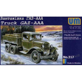 GAZ-AAA - UniModels 317