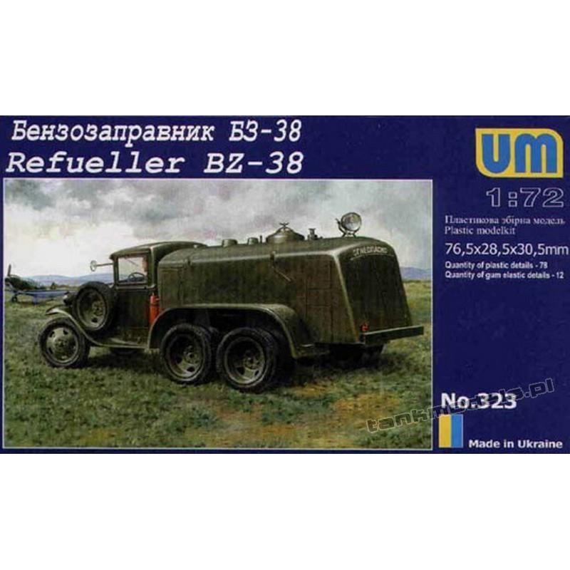 BZ-38 Cysterna