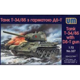 T-34/85 mod.1944 (with gun D-5T ) - UniModels 327