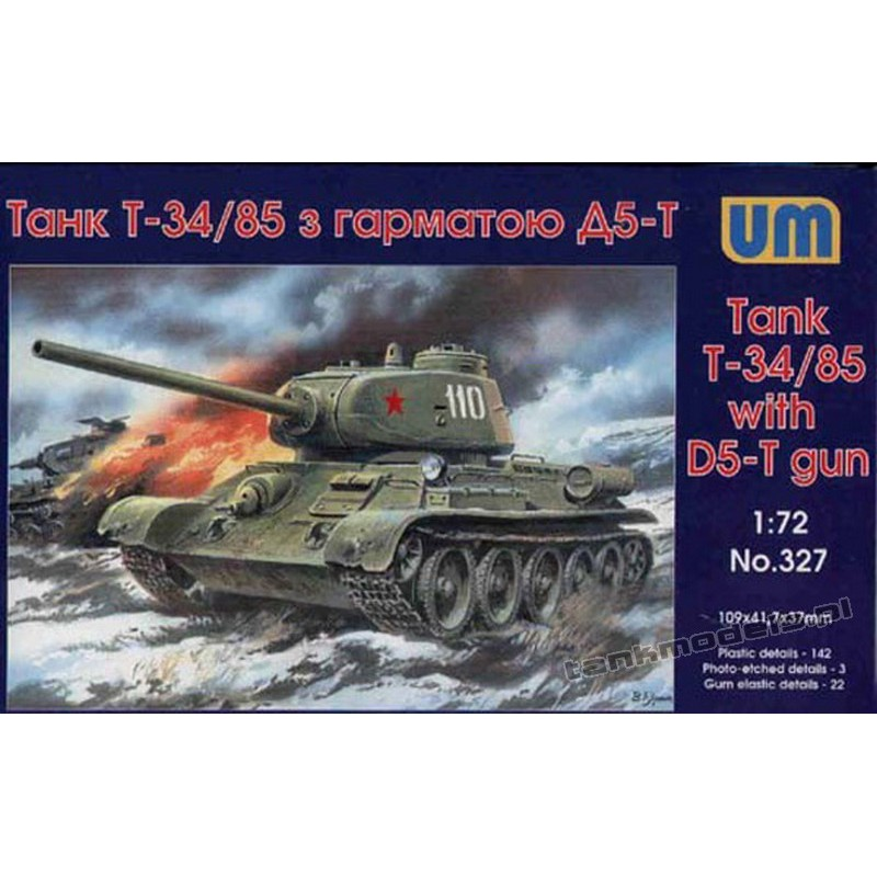 T-34/85 m.1944 (with gun D-5T )