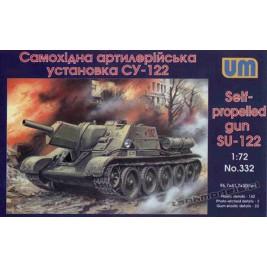 SU-122 - UniModels 332