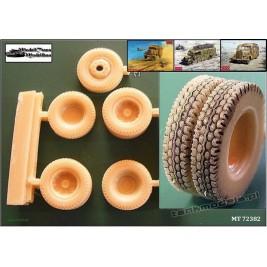 Wheels for Opel Blitz & Omnibus (for Roden) - Modell Trans 72382