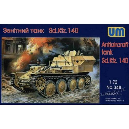 Sd.Kfz. 140 Gepard - UniModels 348