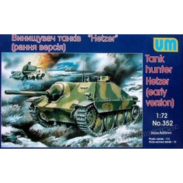 Hetzer early ( Chwat Warsaw Uprising 1944) - UniModels 352